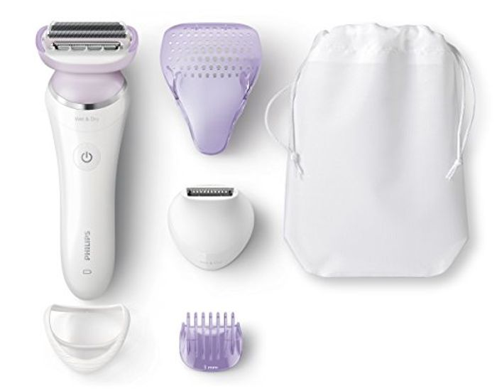 BEST EVER PRICE Philips SatinShave Prestige Wet and Dry Rechargeable Lady Shaver