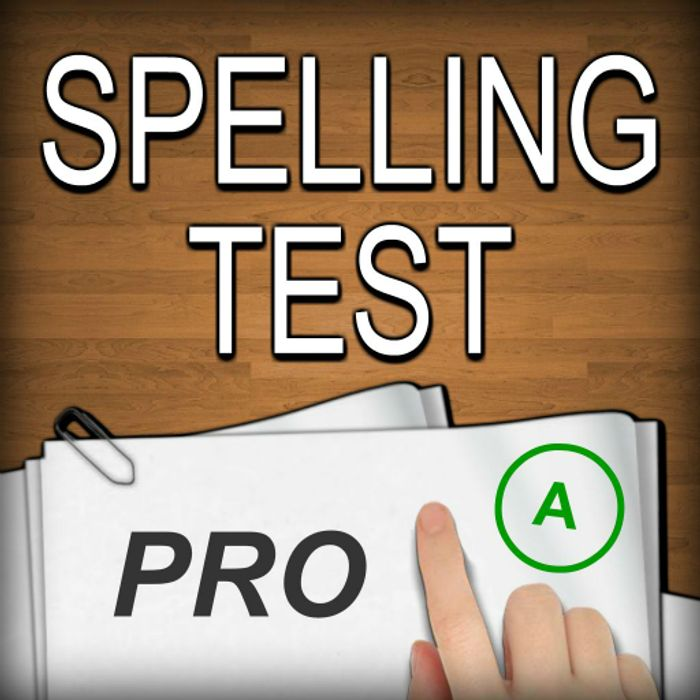 Spelling Test & Practice Pro - Usually £1.79