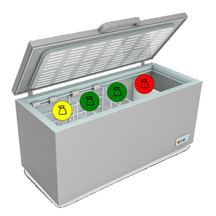 Tiko Freezer Manager - Usually £0.99