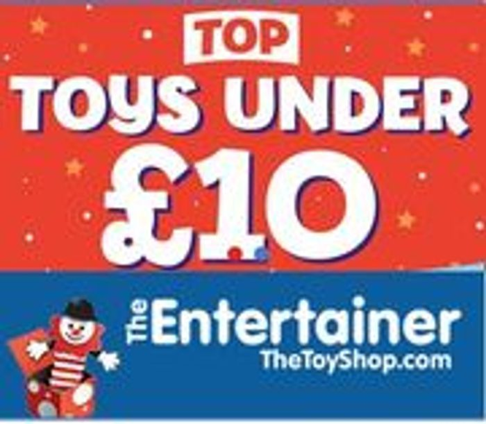 300 Top Toys Under £10 - Massive Discounts on Toys!