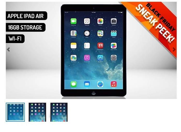 Apple iPad Air 16GB Wi-Fi - Space Grey by Ezy Gadgets