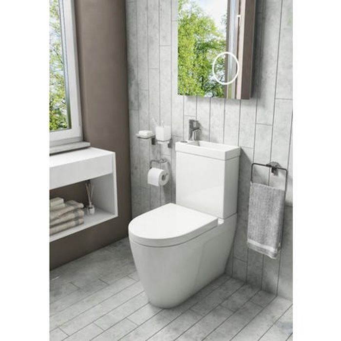 Legend Combined Two in One Toilet and Basin with Tap