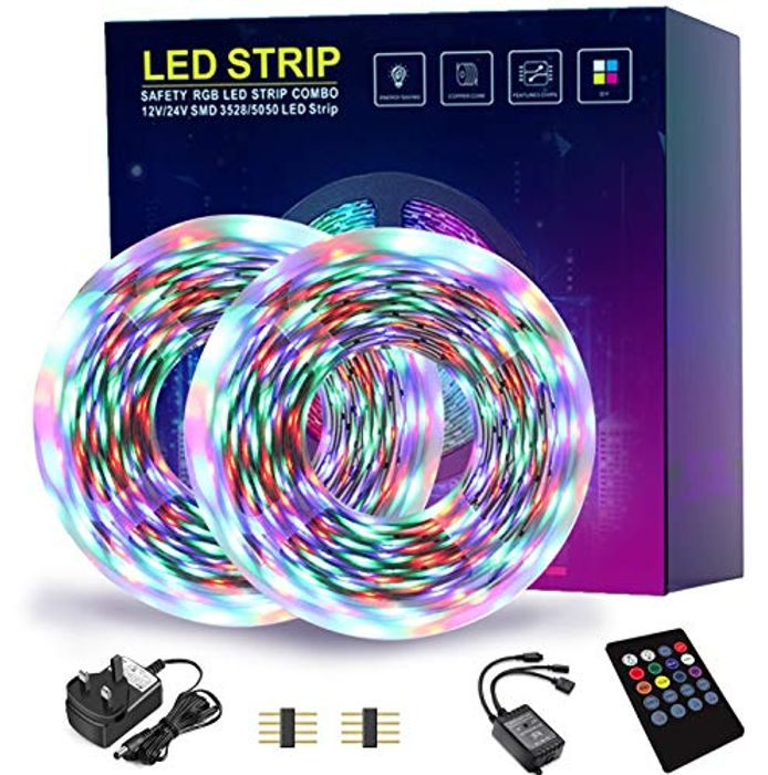 Deal Stack! 10M LED Strip Lights