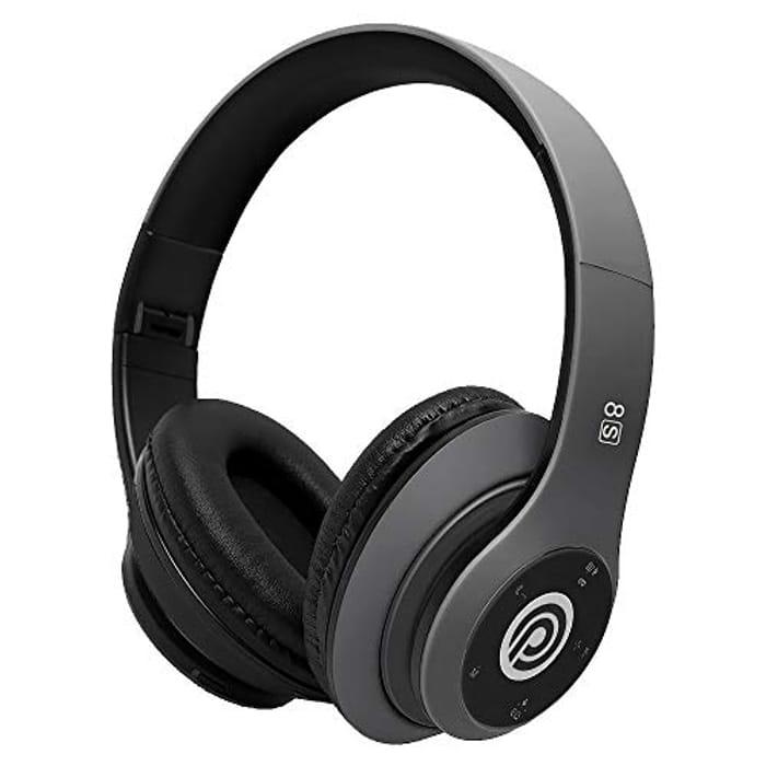 Foldable Wireless Bluetooth Headphones