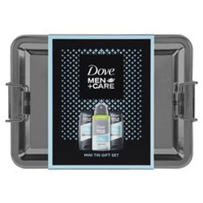 Dove Men+Care Mini Tin Gift Set - Clubcard Price