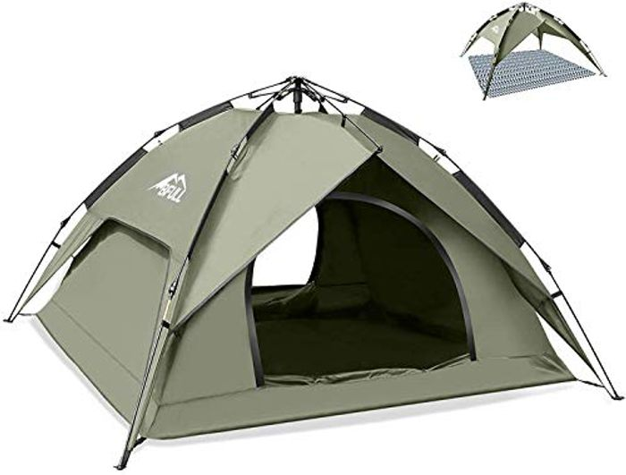 Deal Stack! BFULL Instant Pop up Camping Tent