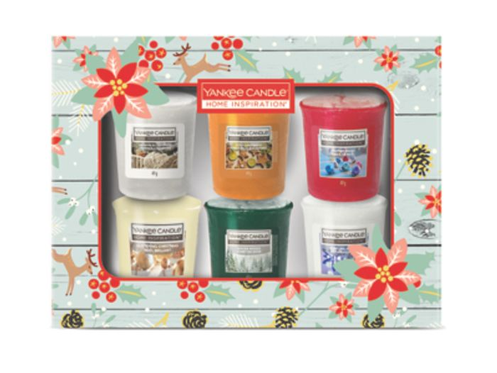 Yankee Candle Home Inspiration 6 Votive Gift Set