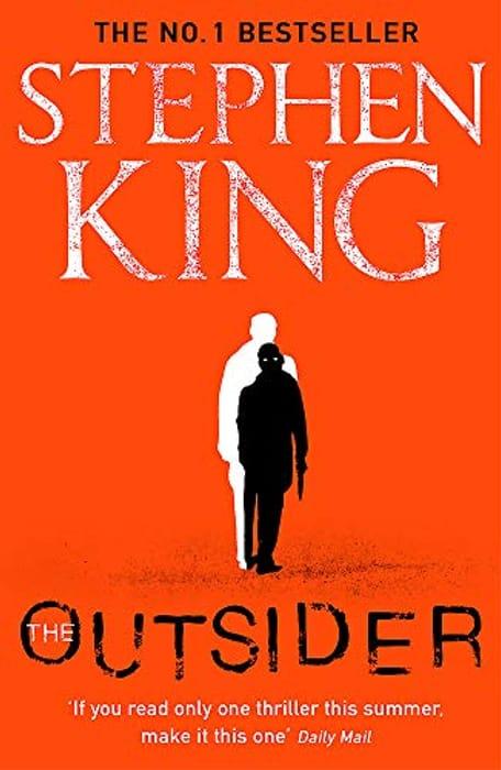 STEPHEN KING 'Outsider'