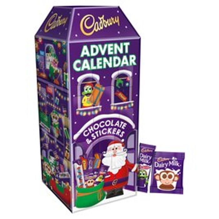 Cadbury Dairy Milk Advent Calendar 308g