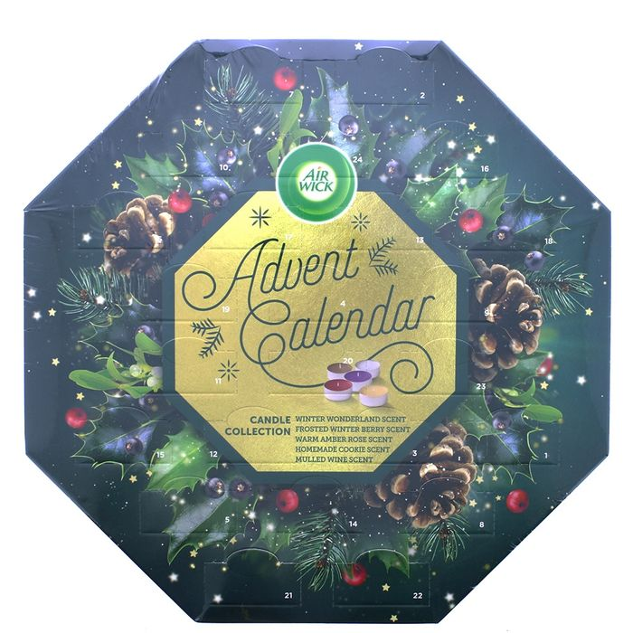 Cheap Air Wick Scented Candle Advent Calendar at Home Bargains
