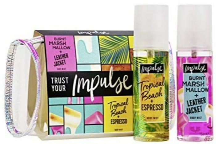 Impulse Wild and Unpredictable Beauty Bag Gift Set (£2.18 Voucher)