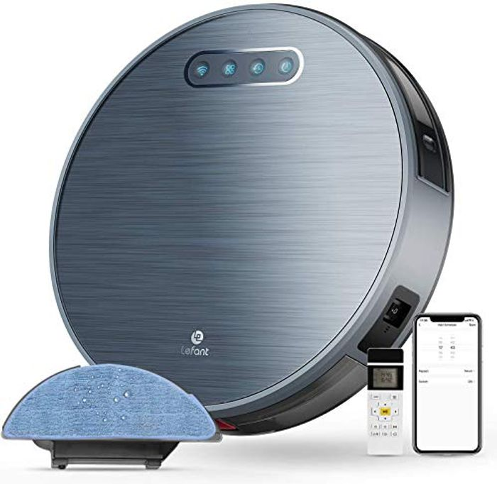 Deal Stack - Robot Vacuum Cleaner With 48% Saving