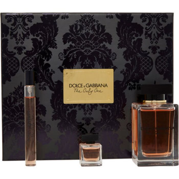 LESS than HALF PRICE! DOLCE & GABBANA the Only One EDP Gift Set