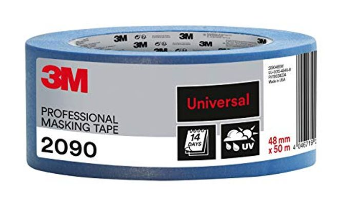 BEST EVER PRICE 3M Masking Tape 48 Mm X 50 M