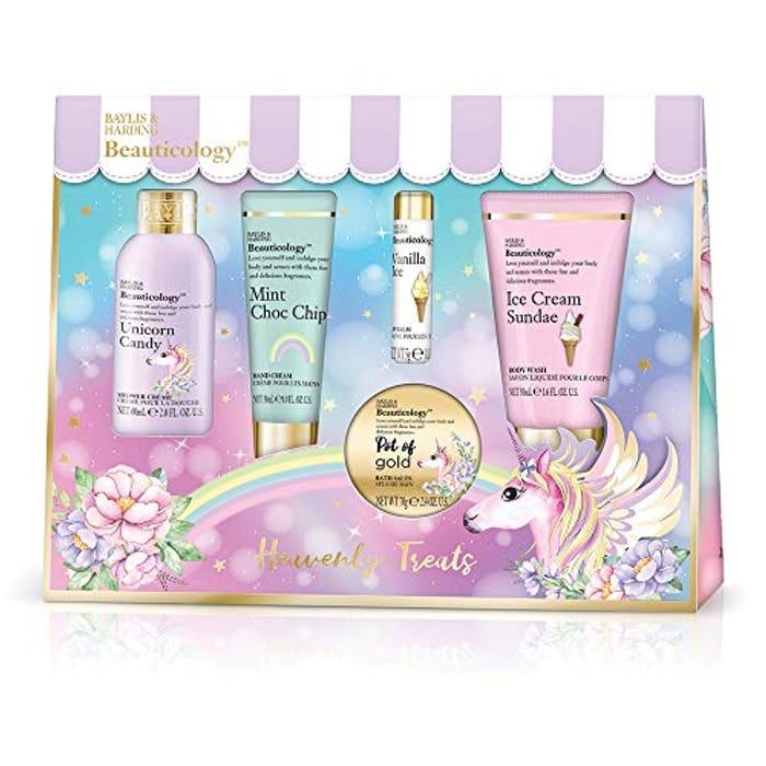 BEST EVER PRICE Baylis & Harding Beauticology Unicorn Gift Set