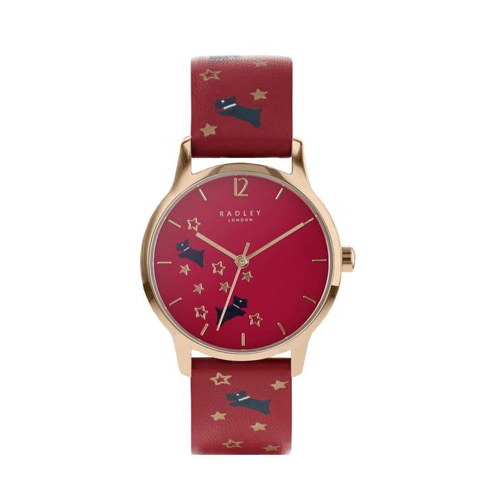 Cheap Radley - Red and Pink Watch - RY2938A at Debenhams