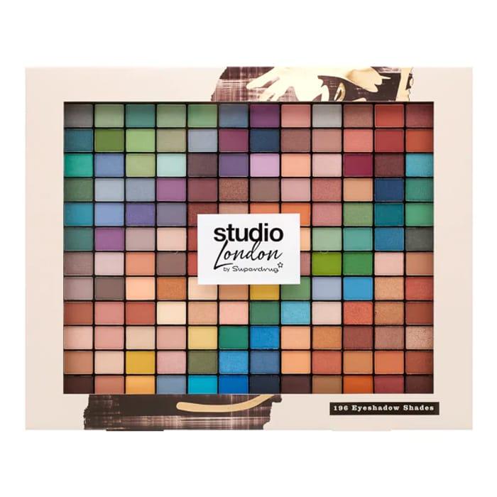Superdrug Studio London 196 Eyeshadow Palette