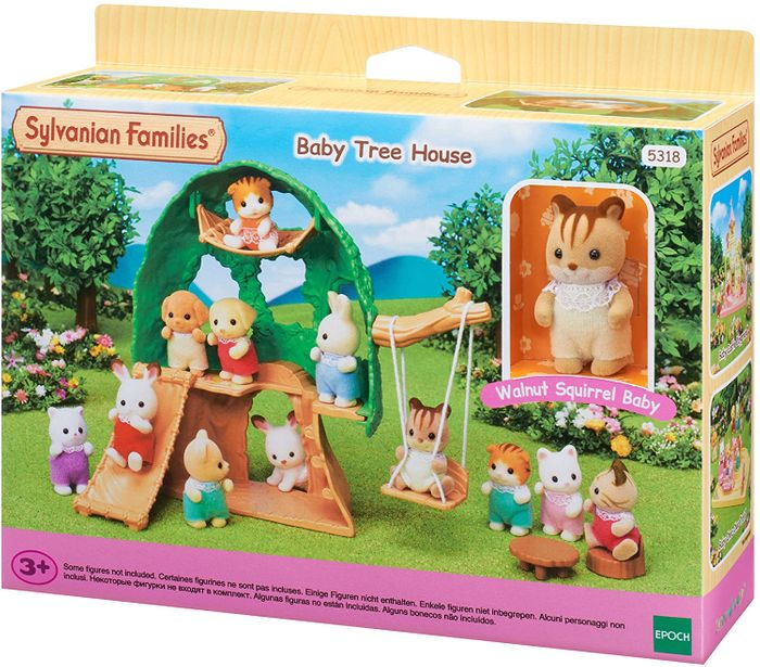 33% OFF - Sylvanian Families - Baby Treehouse