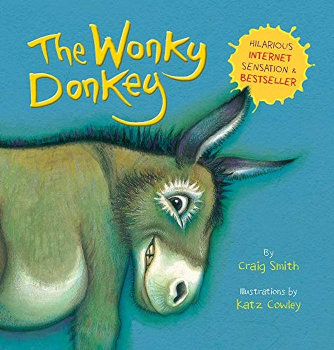 The Wonky Donkey (Book 1) at Amazon