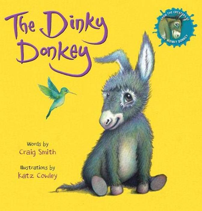 The Dinky Donkey (Book 2)