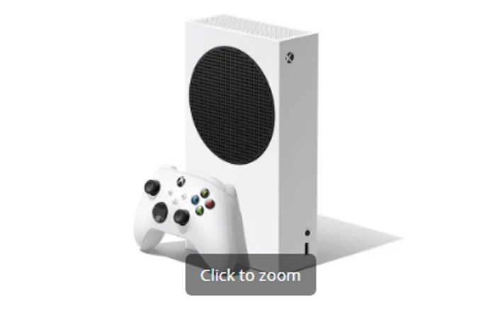 XBOX SERIES S - Only £249.99!