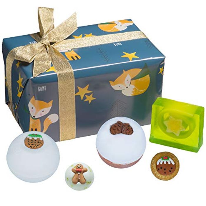 Handmade Wrapped Bath and Body Gift Pack