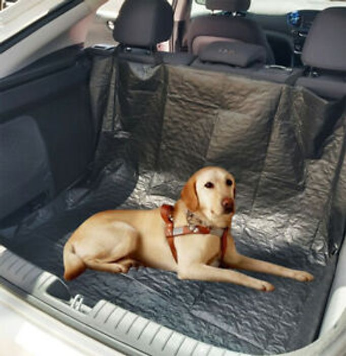 Car Back Rear Seat Boot Liner