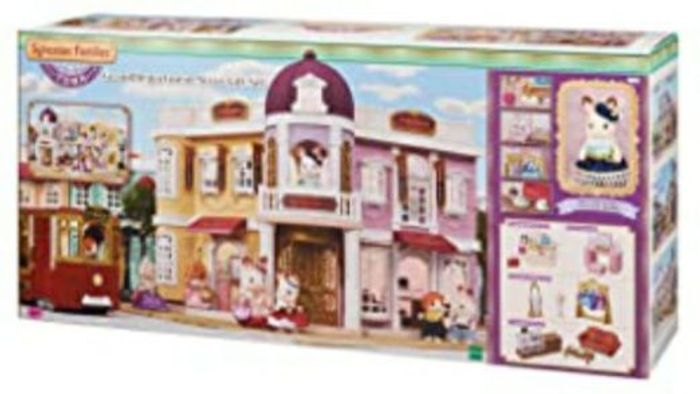 Sylvanian Families Town - Grand Department Store (Gift Set) IN STORE ONLY