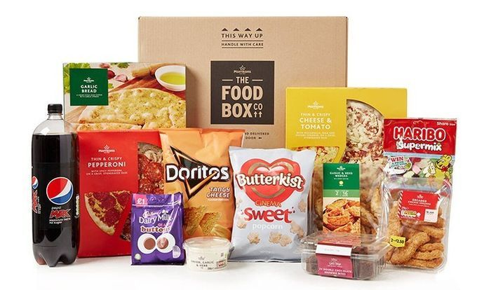 Big Night in Box - Only £13 + Free Next Day Delivery via DPD
