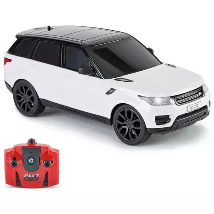 Range Rover 1:24 Radio Controlled Car - White