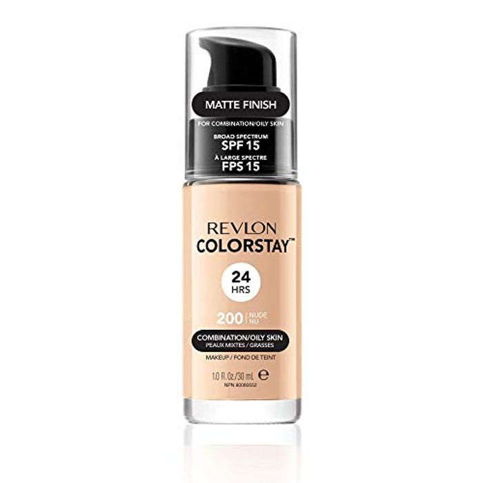 Revlon Colorstay Foundation - Nude at Amazon