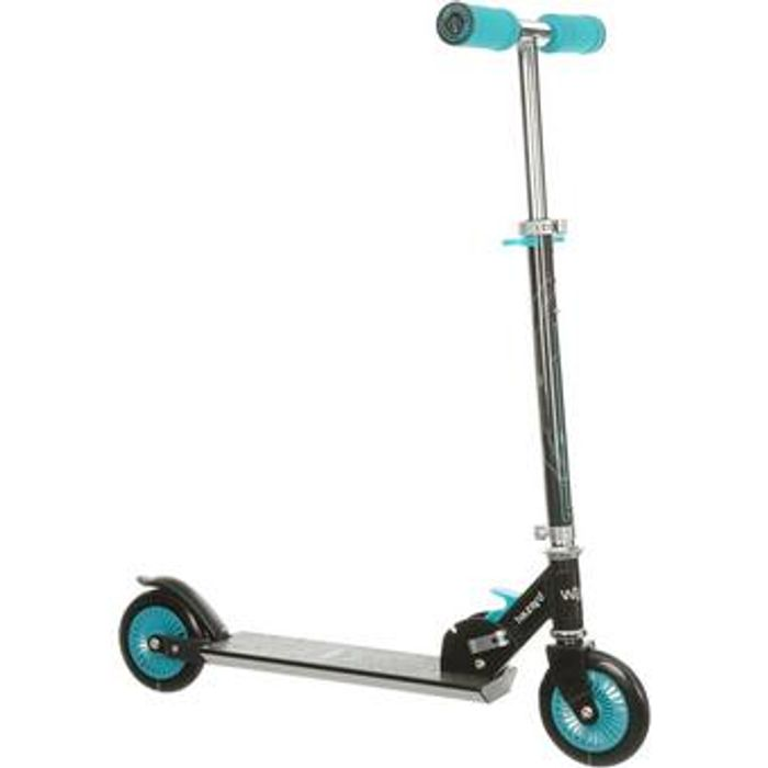 Wired Hazard Scooter - Teal Free Del.