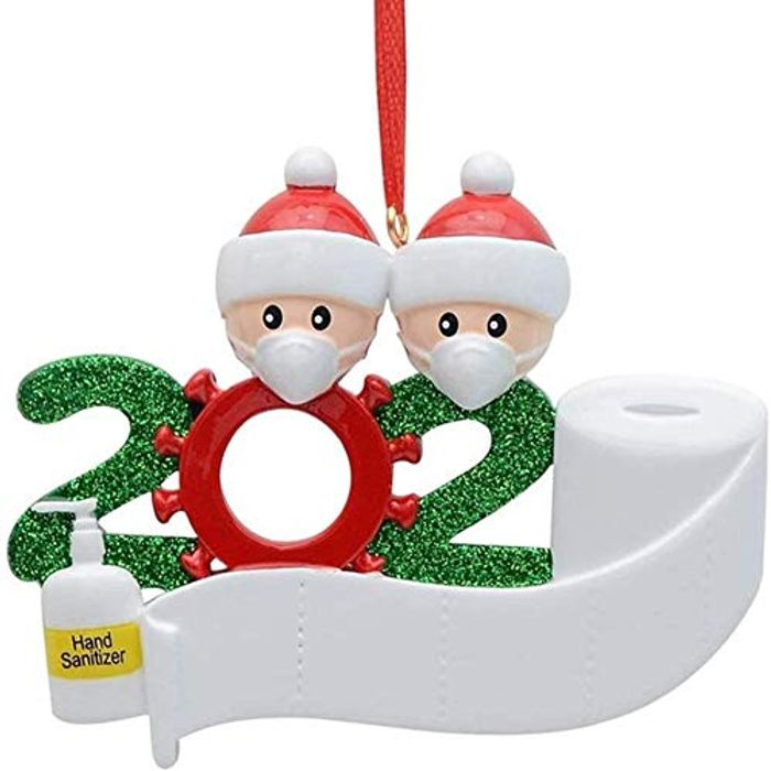 3D Three-Dimensional Christmas Ornament at Amazon
