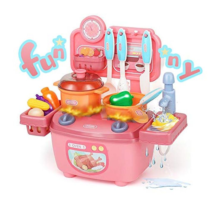 Toy Play Kitchen - Only £4.35!