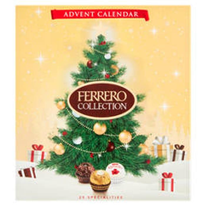 Ferrero Collection Advent Calendar