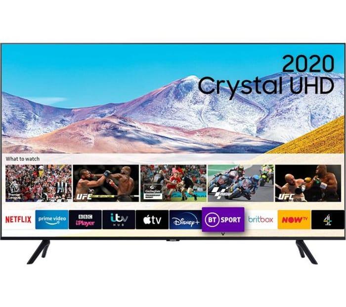 "Black Friday Price - 85"" Samsung 4K Ultra HD LED TV - £1499 - 29% Off"