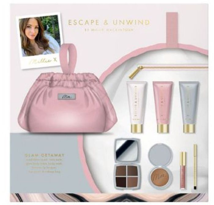 PRICE Drop: Millie Mackintosh Glam Getaway - Beauty Gift, Online &InStore