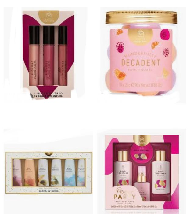 Black Friday - 1/2 Price on a Little Something Gift Sets