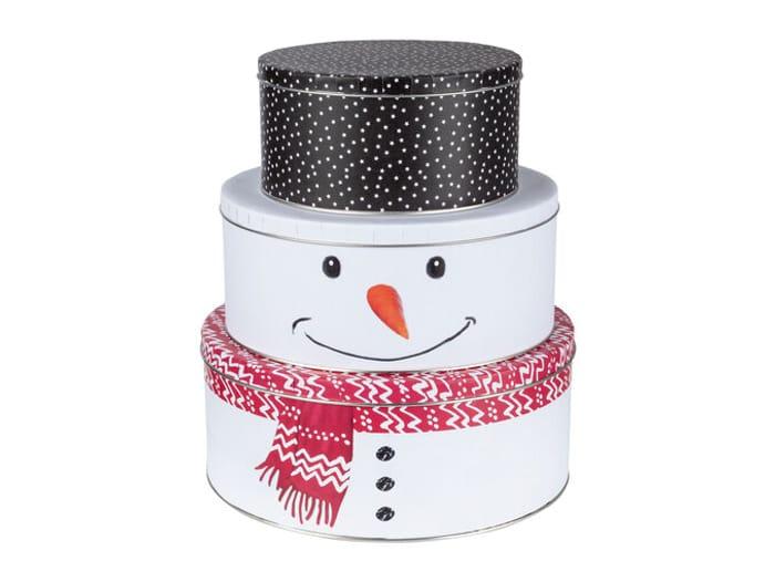 Ernesto Christmas Tin Set