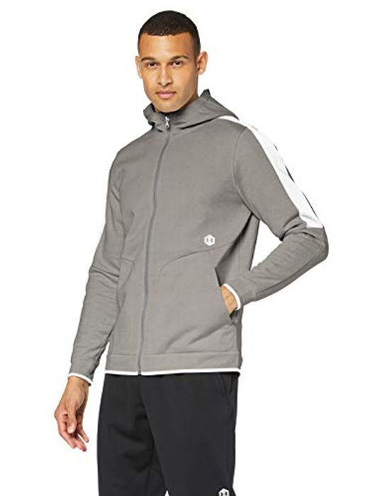 Under Armour Full Zip Hoodie -XL - £19.10