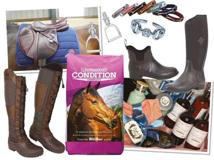 WIN with January Horse&Rider - £1,223 worth of Prizes to Be Won