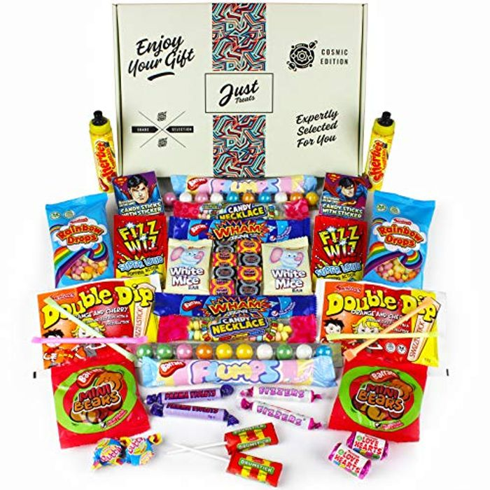 Deal of the day Retro Sweets Hamper
