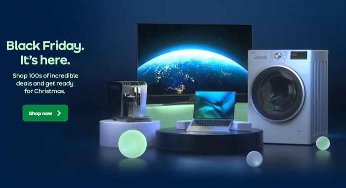 AO Black Friday Deals - 100's of deals on TVs and appliances