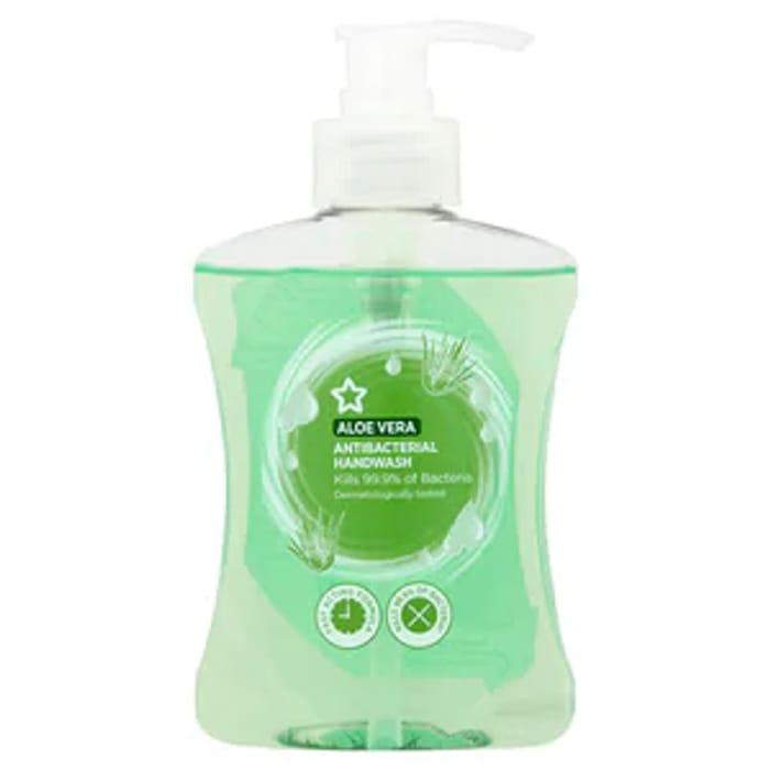 BOGOF on Selected Superdrug Antibacterial Handwash