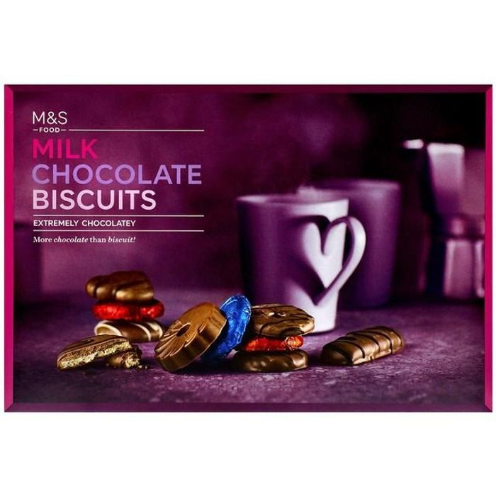 M&S Assorted Biscuit Selection Cartons Only £3