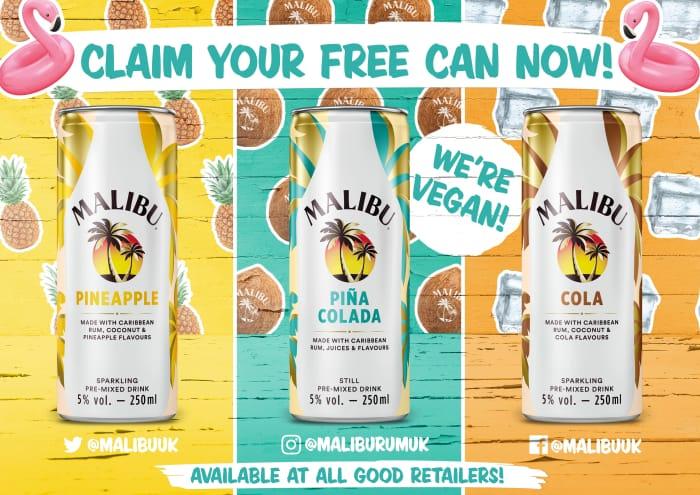 Free Malibu Can