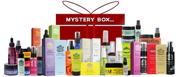 8pc Branded Skin & Body Care Mystery Box - Men or Women Available