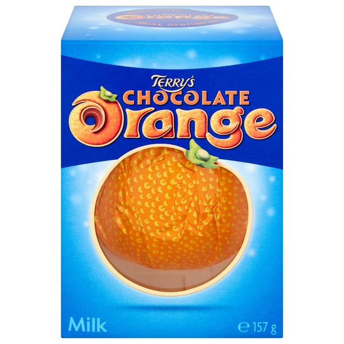 Terry's Milk Chocolate Orange Ball
