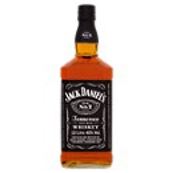 Jack Daniel's Old No. 7 Tennessee Whiskey 1Litre