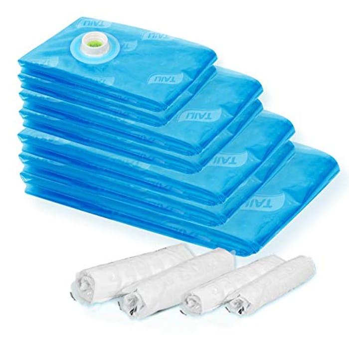 Pack of 11 Vacuum Storage Bags